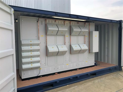 Containerised Switchboard 01